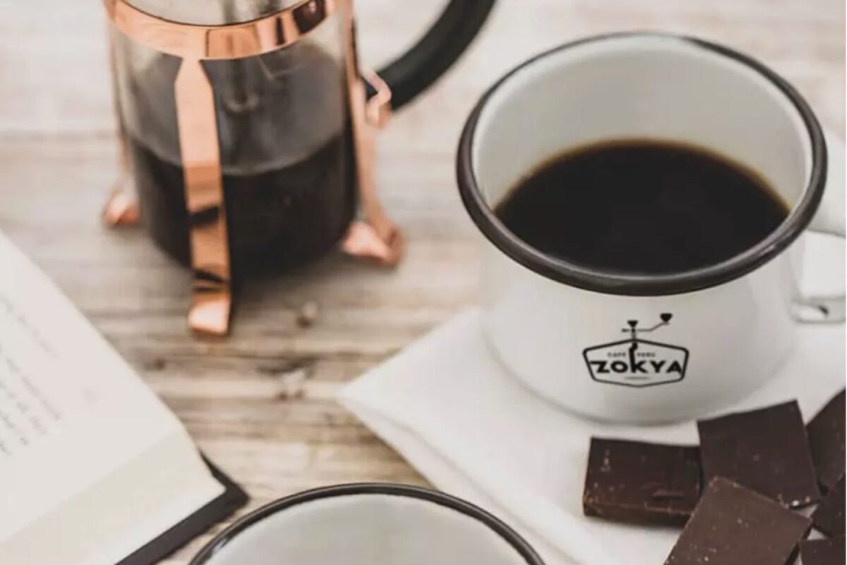 cafe zokya, pirwa productos